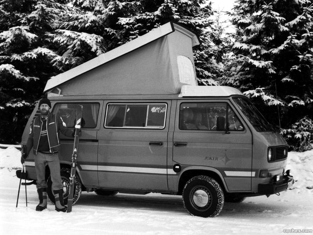 Foto 0 de Volkswagen Transporter westfalia T3 Vanagon Camper Joker 1980