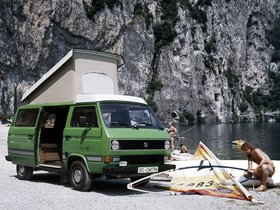 Fotos de Volkswagen Transporter westfalia T3 Vanagon Camper Joker 1982