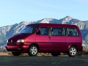 Ver foto 3 de Volkswagen Transporter westfalia T4 Eurovan Camper 1997