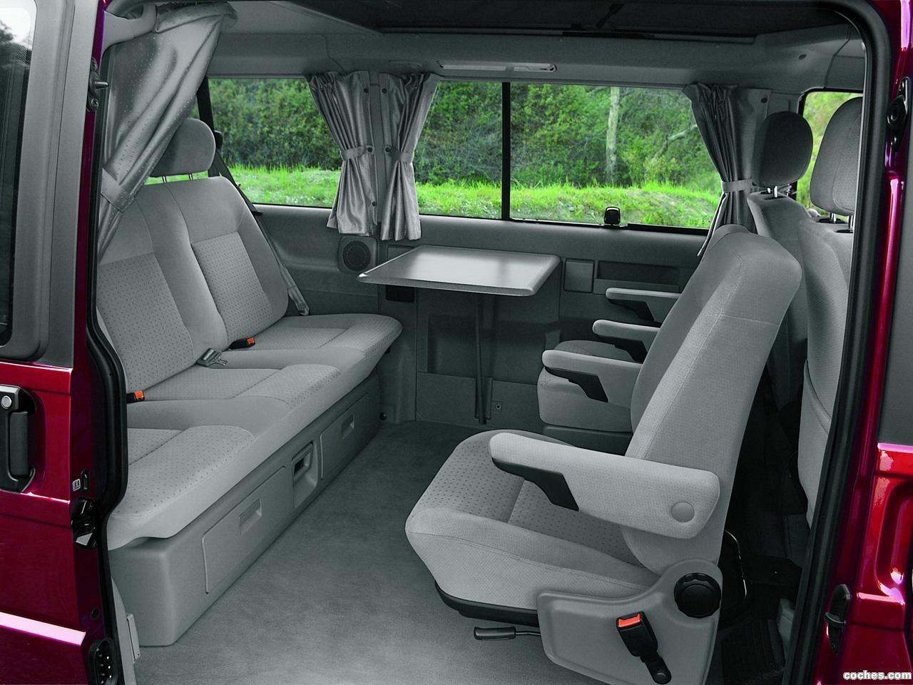 Foto 6 de Volkswagen Transporter westfalia T4 Eurovan Camper 1997