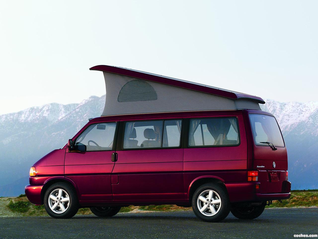 fotos de volkswagen transporter westfalia t4 eurovan. Black Bedroom Furniture Sets. Home Design Ideas