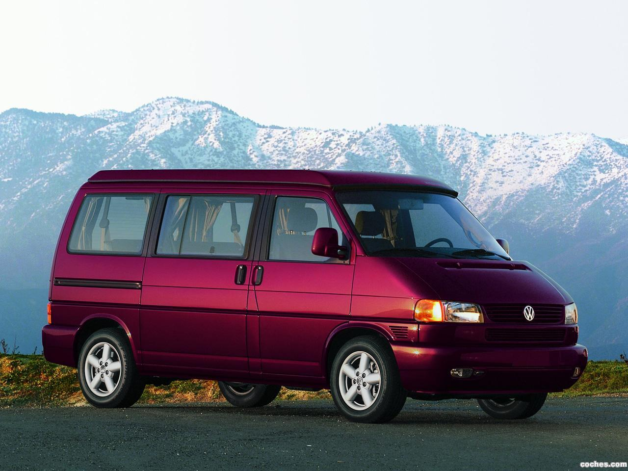 Foto 1 de Volkswagen Transporter westfalia T4 Eurovan Camper 1997