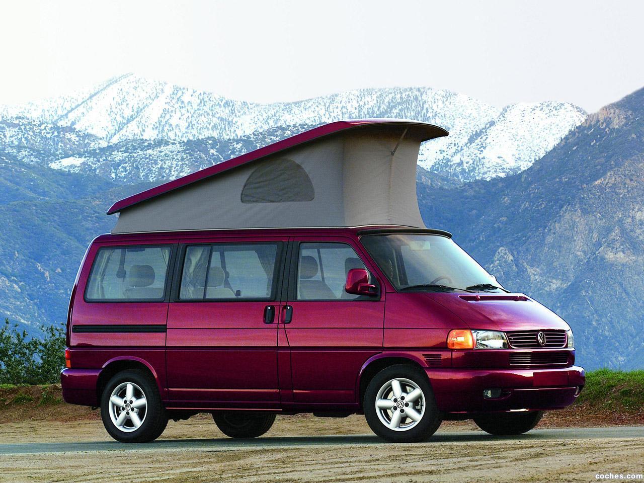 Foto 0 de Volkswagen Transporter westfalia T4 Eurovan Camper 1997