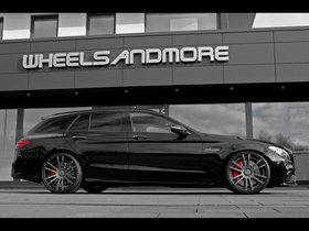 Ver foto 2 de Wheelsandmore Mercedes AMG C63 Estate Star Track 6.8 S205 2016