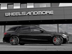 Ver foto 2 de Wheelsandmore Mercedes AMG C63 Estate Star Track 6.8 S205 2016