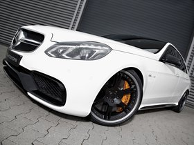 Ver foto 1 de Wheelsandmore Mercedes E63 AMG Seven 11 2013