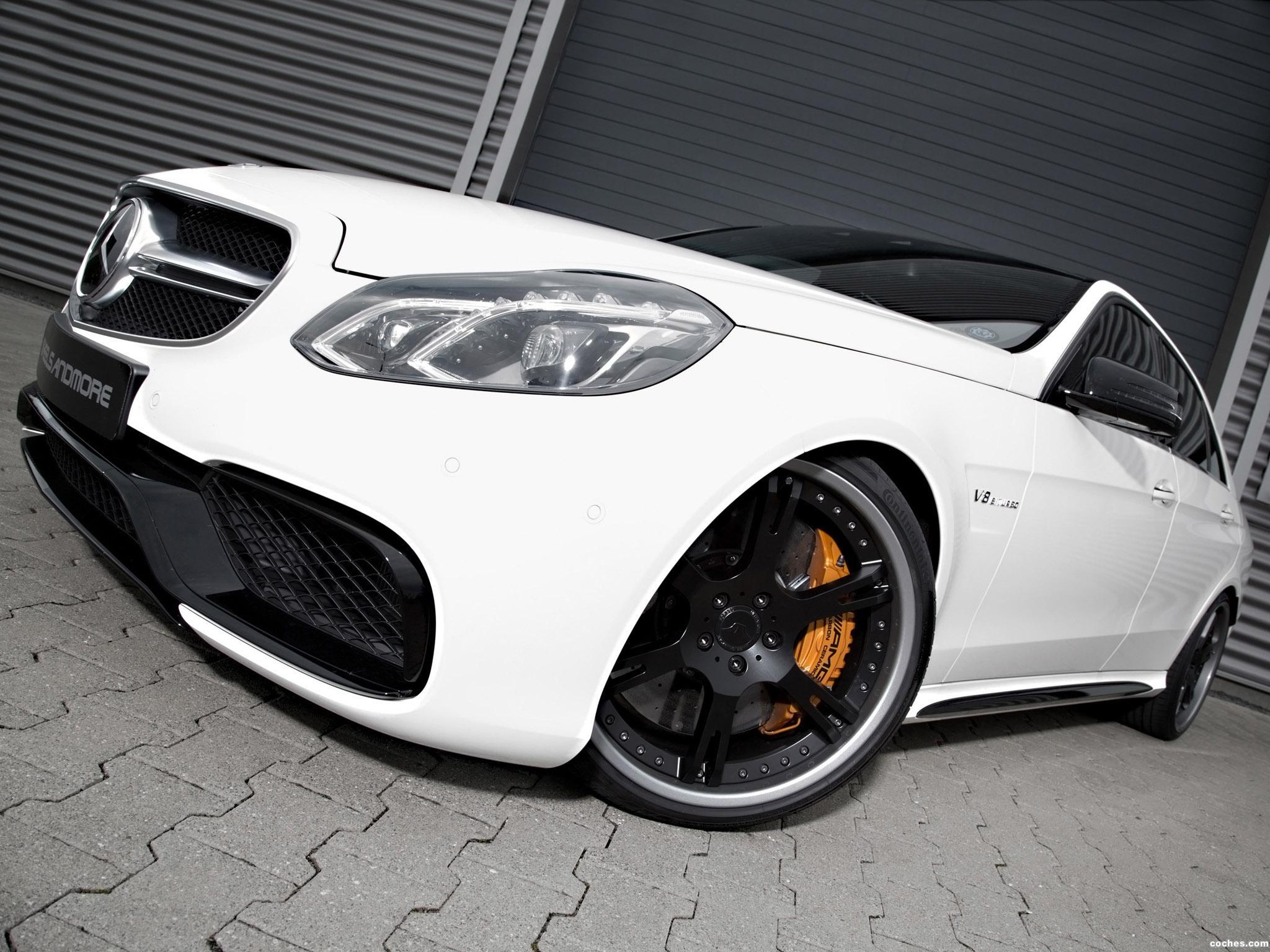 Foto 0 de Wheelsandmore Mercedes E63 AMG Seven 11 2013