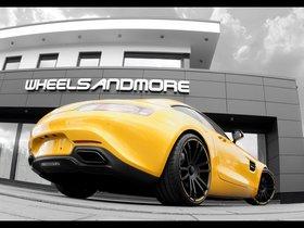 Ver foto 4 de Wheelsandmore Mercedes AMG GT S Startrack 6.3 2016