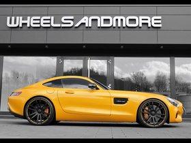 Ver foto 3 de Wheelsandmore Mercedes AMG GT S Startrack 6.3 2016