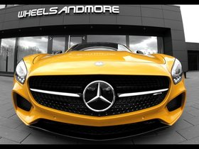 Fotos de Wheelsandmore Mercedes AMG GT S Startrack 6.3 2016