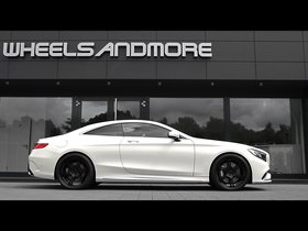 Ver foto 3 de Wheelsandmore Mercedes AMG S63 Coupe Big Bang C217 2016