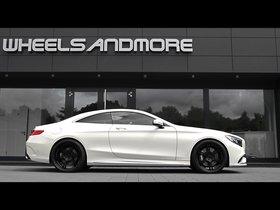 Ver foto 3 de Wheelsandmore Mercedes AMG S63 Coupe Big Bang C217 2016