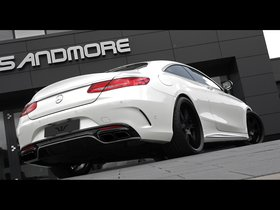 Ver foto 2 de Wheelsandmore Mercedes AMG S63 Coupe Big Bang C217 2016