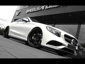 Fotos de Wheelsandmore Mercedes AMG S63 Coupe Big Bang C217 2016