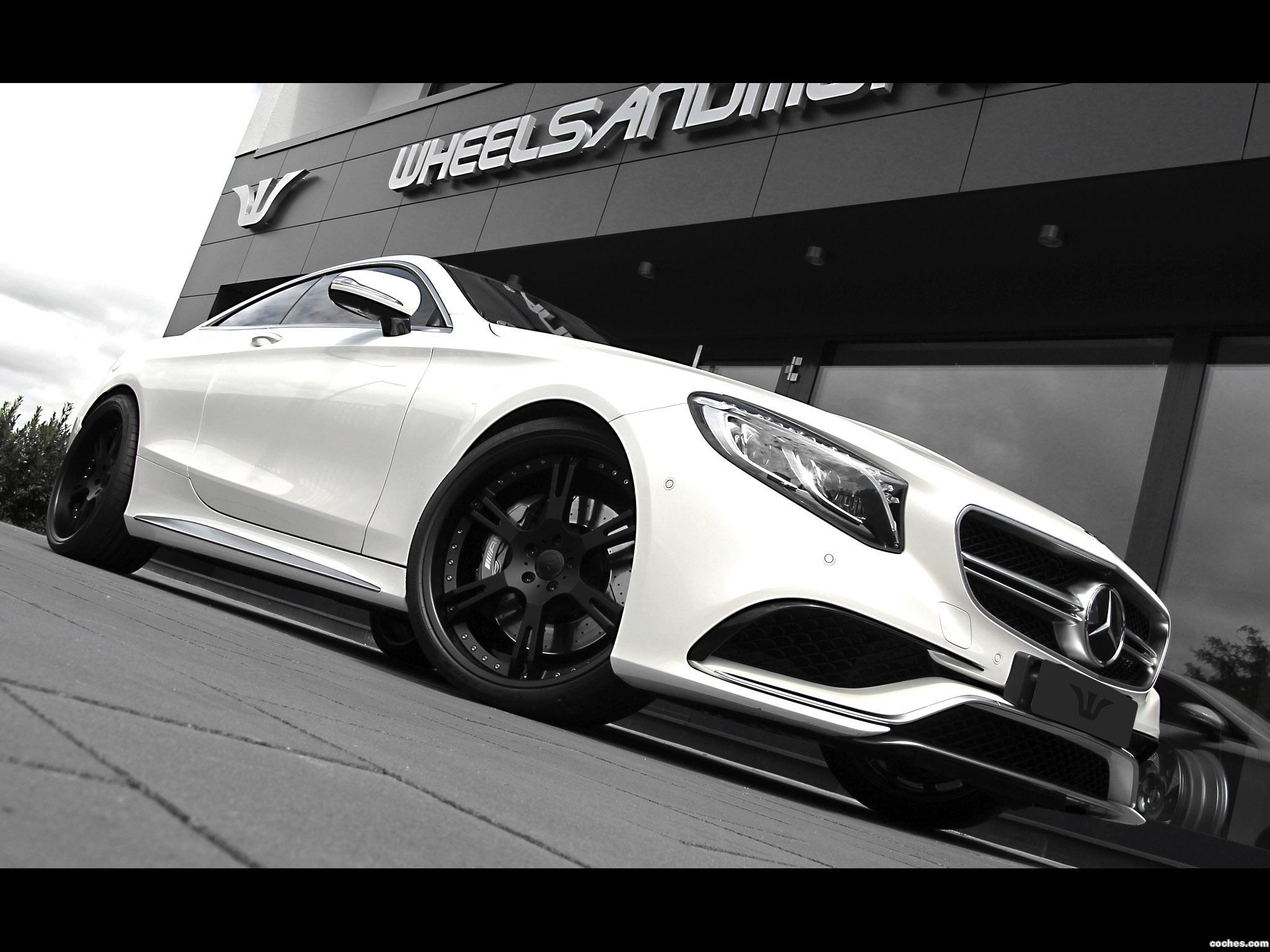 Foto 0 de Wheelsandmore Mercedes AMG S63 Coupe Big Bang C217 2016