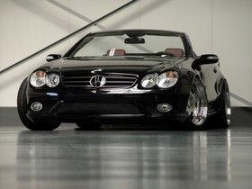 Ver foto 3 de Wheelsandmore Mercedes SL55 AMG R230 2009