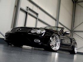 Fotos de Wheelsandmore Mercedes SL55 AMG R230 2009