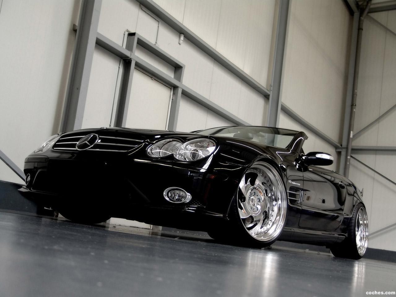 Foto 0 de Wheelsandmore Mercedes SL55 AMG R230 2009