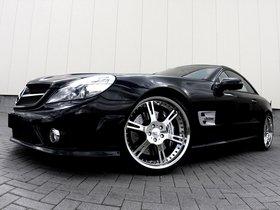 Fotos de Wheelsandmore Mercedes SL63 AMG 2010