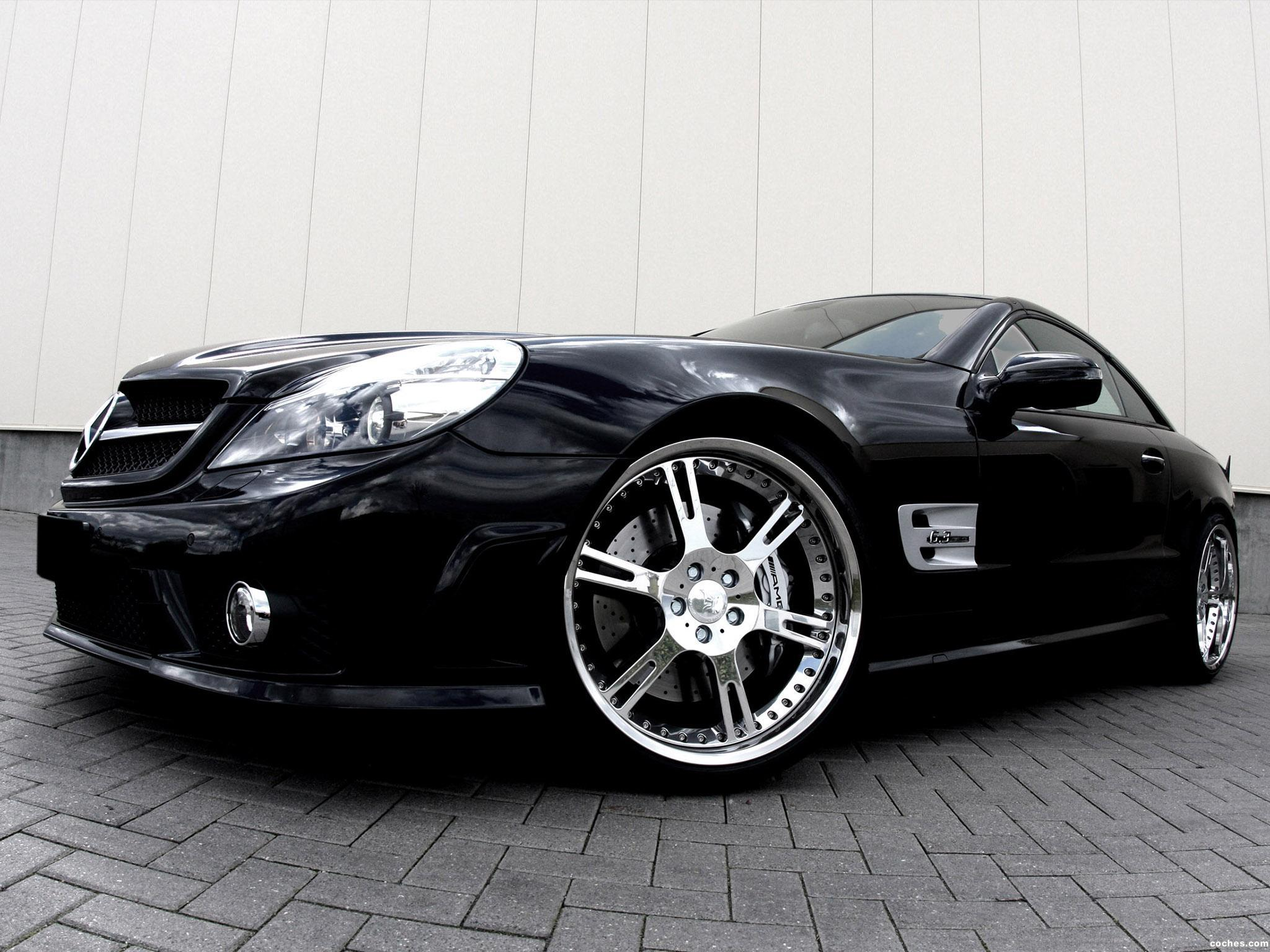 Foto 0 de Wheelsandmore Mercedes SL63 AMG 2010