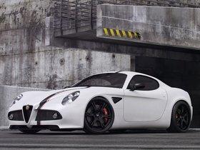 Ver foto 5 de Wheelsandmore Alfa Romeo 8C Competizione 2012