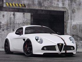 Ver foto 1 de Wheelsandmore Alfa Romeo 8C Competizione 2012