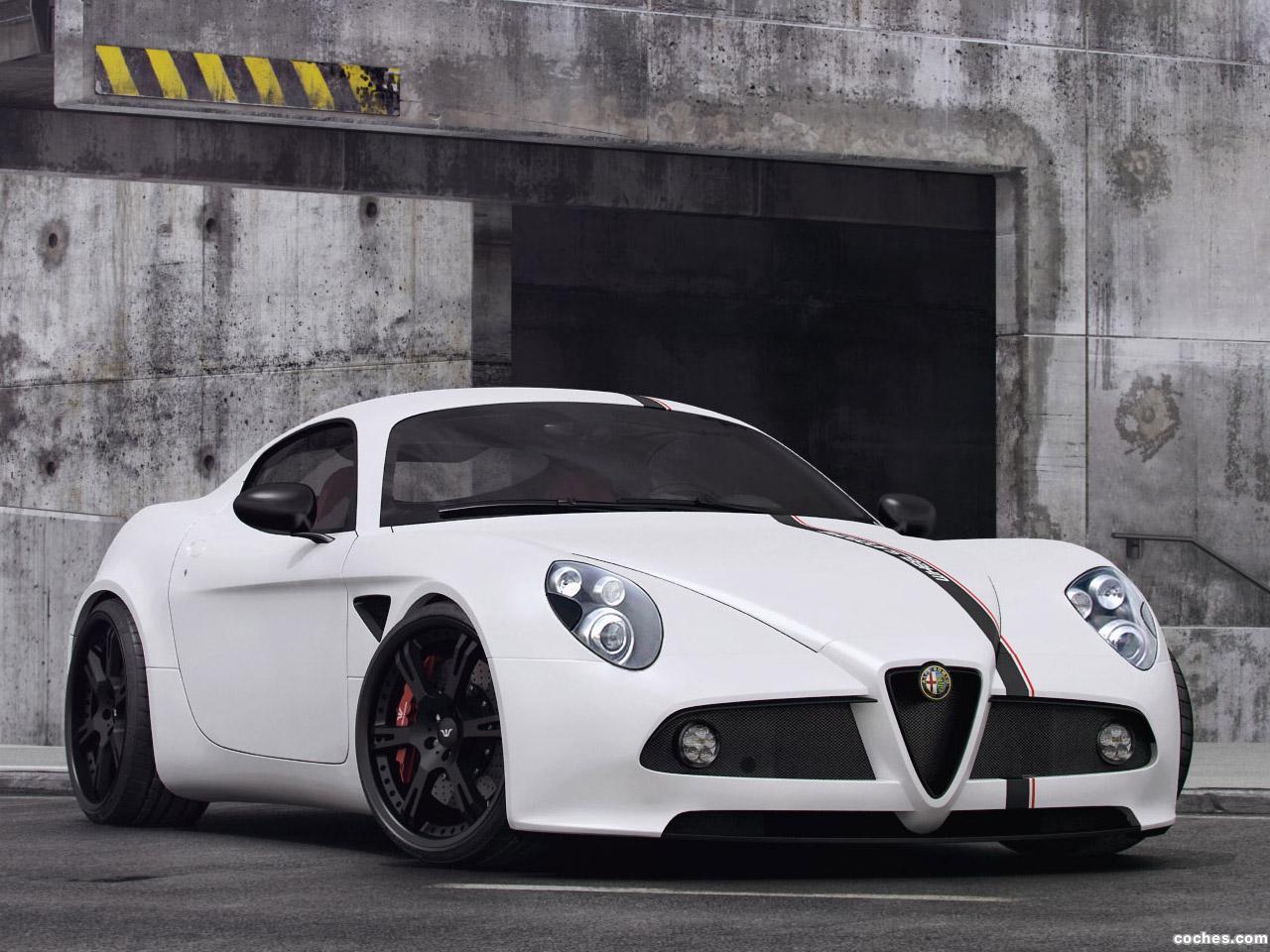 Foto 0 de Wheelsandmore Alfa Romeo 8C Competizione 2012