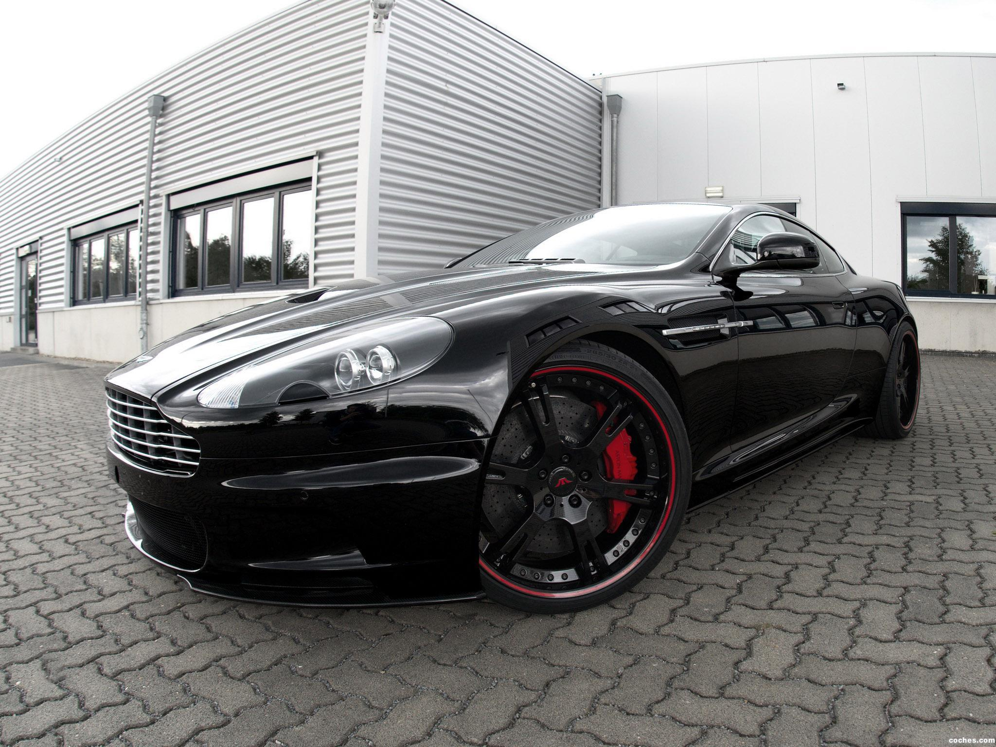 Foto 0 de Wheelsandmore Aston Martin DBS Carbon Edition 2012