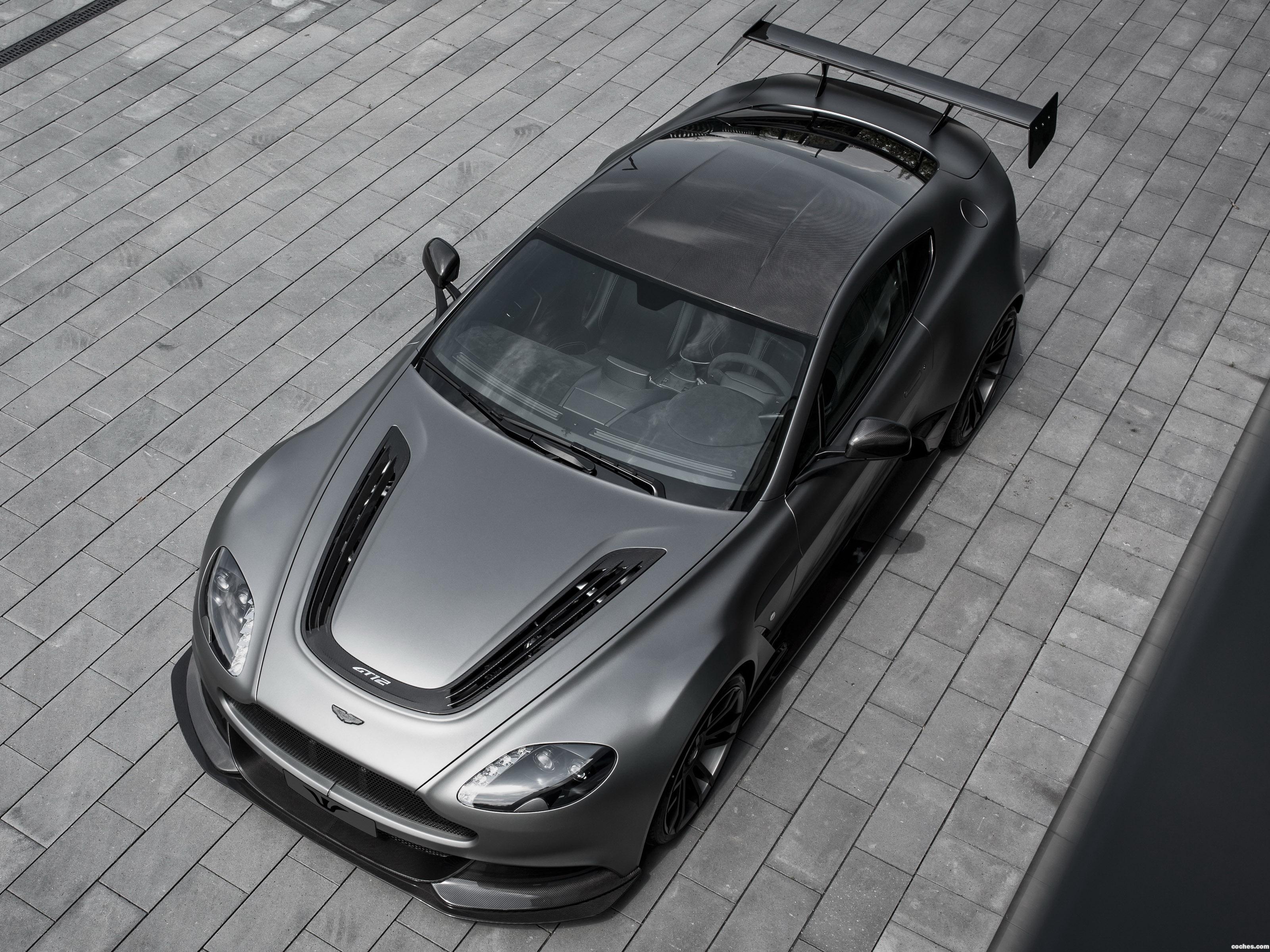 Foto 0 de Wheelsandmore Aston Martin V12 Vantage GT12 VIP Edition 2016