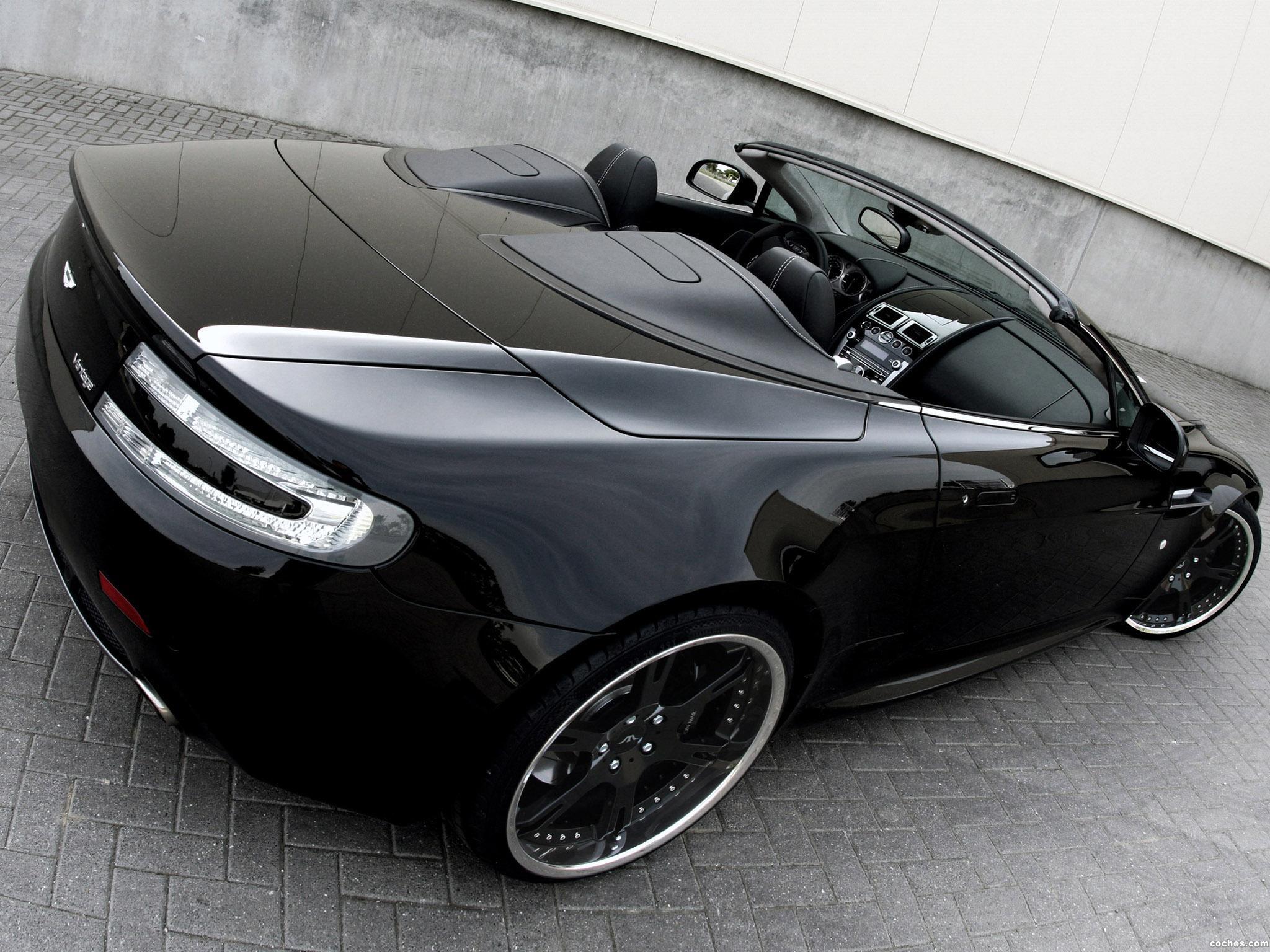 Foto 1 de Wheelsandmore Aston Martin V8 Vantage Roadster 2011