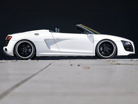 Ver foto 5 de Audi Wheelsandmore R8 V10 Spyder 2011