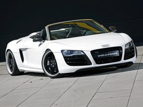 Ver foto 4 de Audi Wheelsandmore R8 V10 Spyder 2011