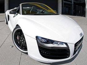 Ver foto 1 de Audi Wheelsandmore R8 V10 Spyder 2011
