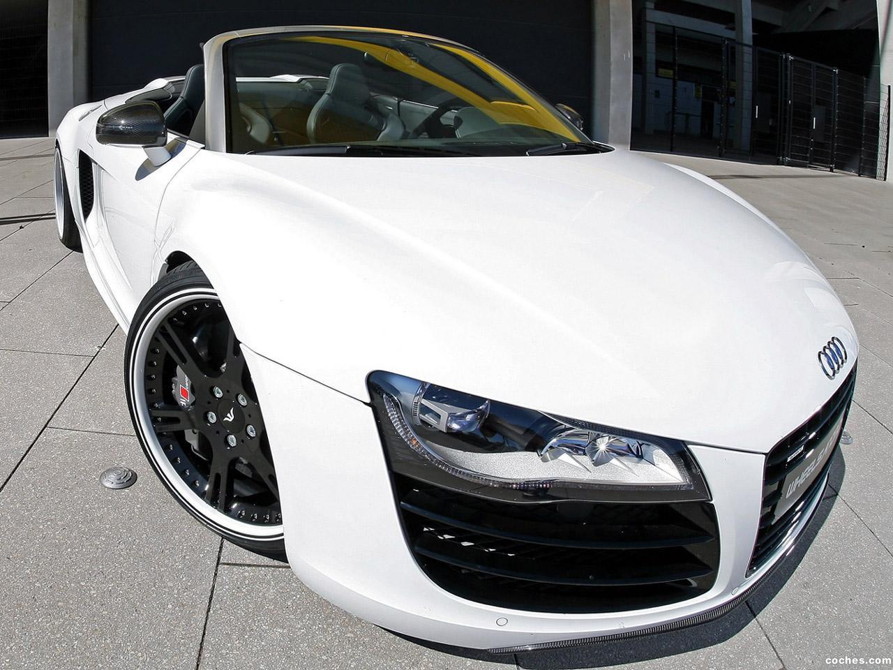 Foto 0 de Audi Wheelsandmore R8 V10 Spyder 2011