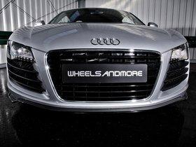 Fotos de Wheelsandmore Audi R8 2009