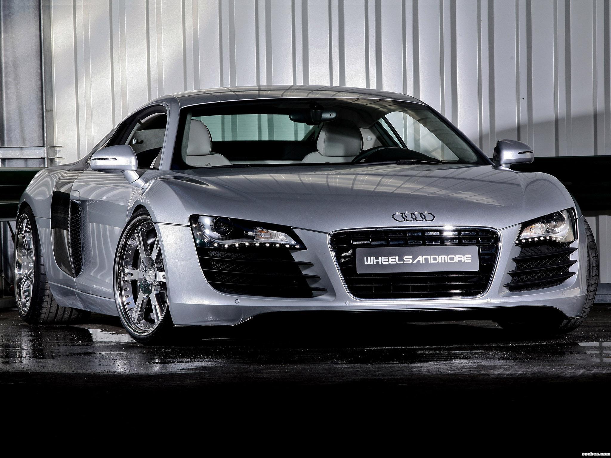 Foto 2 de Wheelsandmore Audi R8 2009