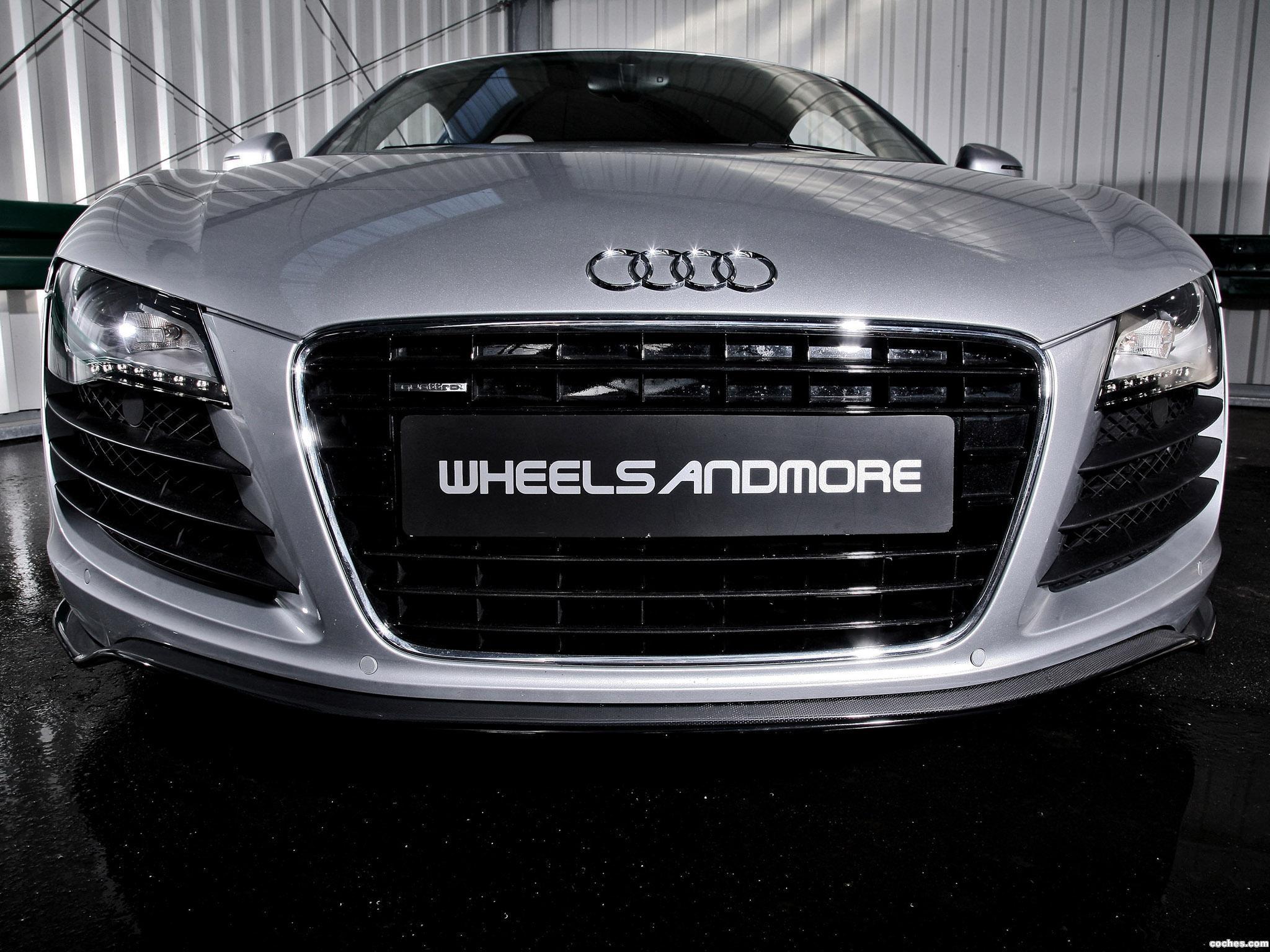 Foto 0 de Wheelsandmore Audi R8 2009