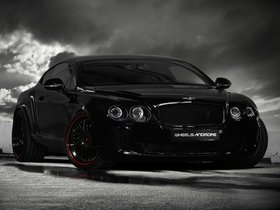 Ver foto 2 de Wheelsandmore Bentley Continental-GT Ultrasports 7 2010