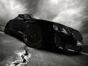 Ver foto 1 de Wheelsandmore Bentley Continental-GT Ultrasports 7 2010