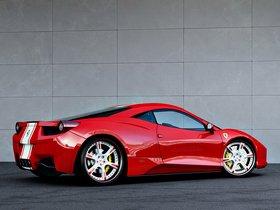 Ver foto 3 de Ferrari 458 Italia by Wheelsandmore 2011