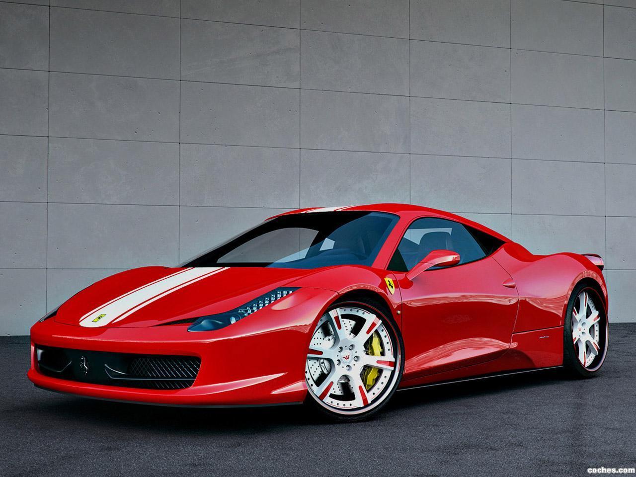 Foto 0 de Ferrari 458 Italia by Wheelsandmore 2011