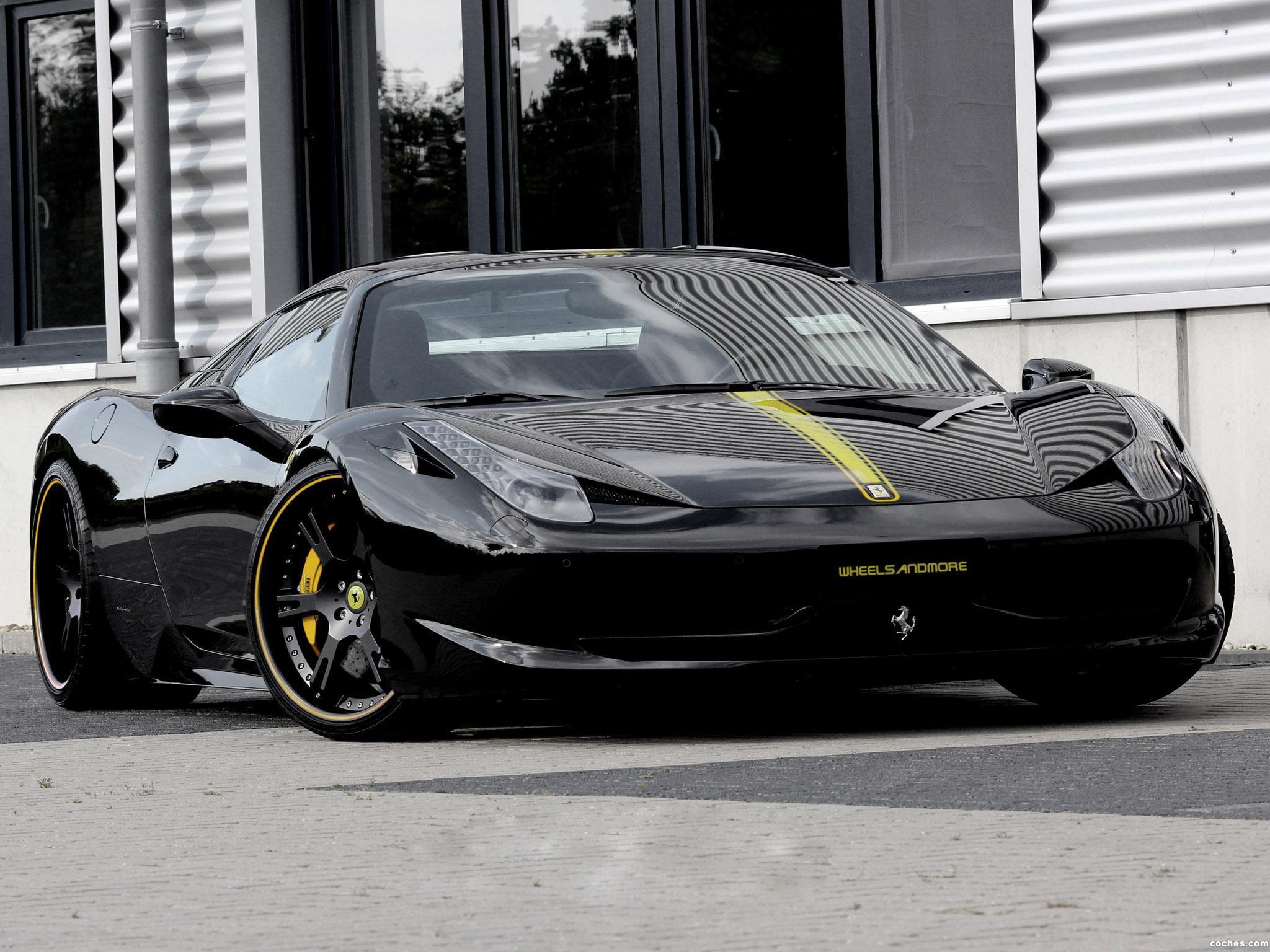 Foto 0 de Wheelsandmore Ferrari 458 Italia 2012