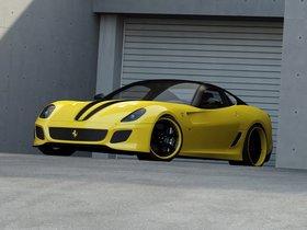 Ver foto 4 de Wheelsandmore Ferrari 599 GTO 2012