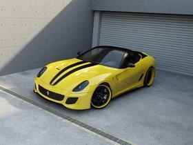 Ver foto 3 de Wheelsandmore Ferrari 599 GTO 2012