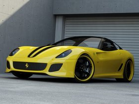 Fotos de Wheelsandmore Ferrari 599 GTO 2012