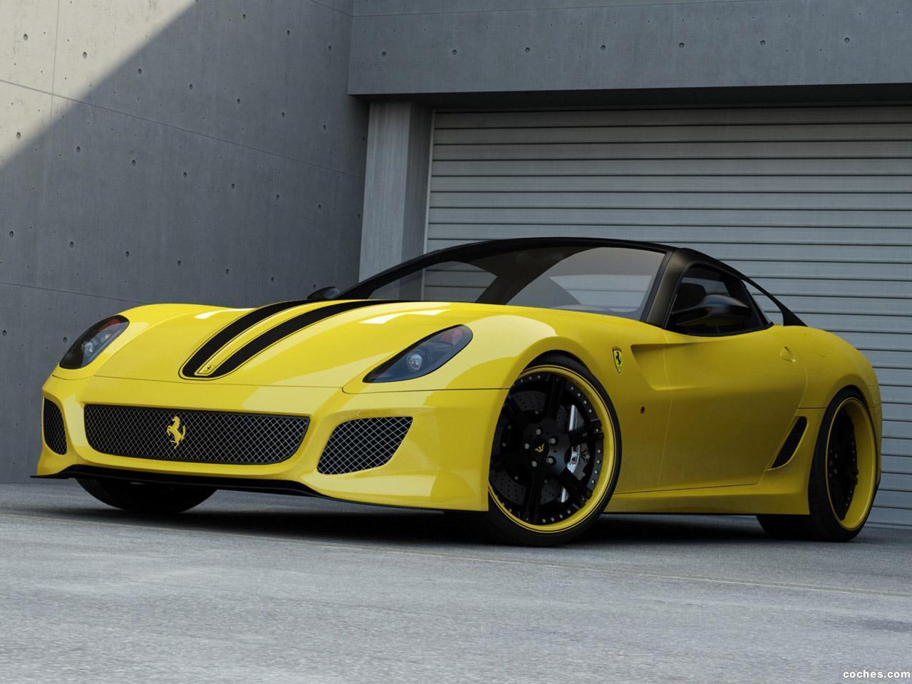 Foto 0 de Wheelsandmore Ferrari 599 GTO 2012