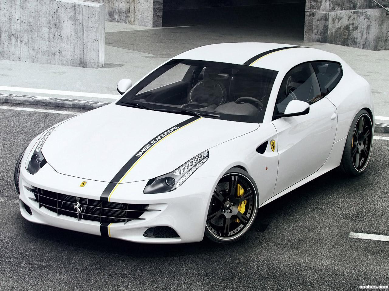 Foto 0 de Wheelsandmore Ferrari FF 2013
