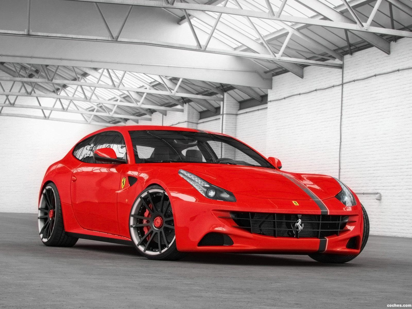 Foto 0 de Wheelsandmore Ferrari La Famiglia FIWE FF 2015