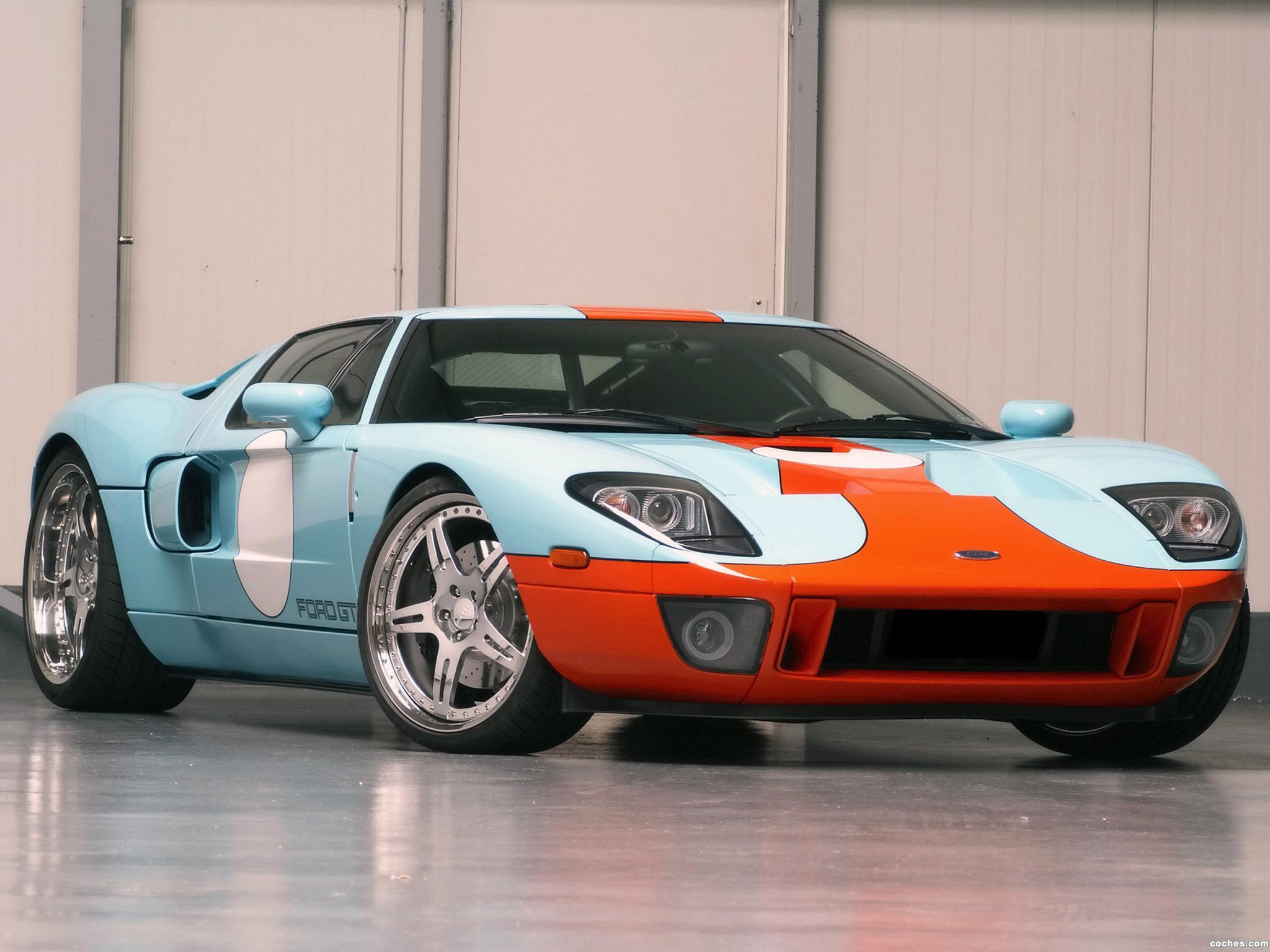 Foto 0 de Ford GT 2009