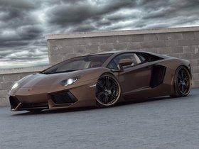 Ver foto 5 de Wheelsandmore Lamborghini Aventador Rabbioso 2012